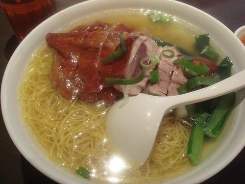 Roast duck noodle@Vietnam Corner