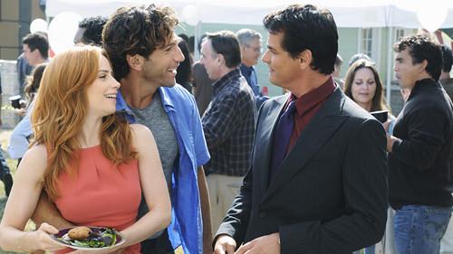 Kat, Darryl e marido