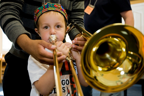 Crowden's Instrument Petting Zoo (Photo by David Weiland/Crowden)