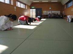 合気道体験教室(保谷4)