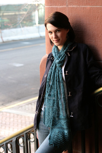 Colonnade Scarf - T&K 267