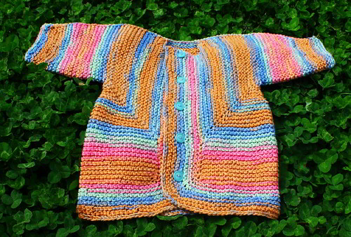 Baby Surprise Jacket 1