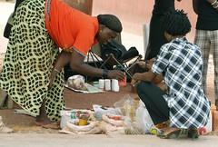 Opuwo Street Market, Namibia (cowyeow) Tags: africa market african streetscene namibia selling streetmarket buying epupa epupafalls opuwo kaokoland ruacana africanchildren