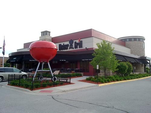 Weber Grill Resturant