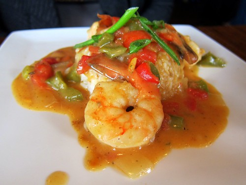 Spicy Shrimp Etoufee