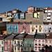 Le splendide case colorate del Cerro San Juan de Dios in Valparaiso