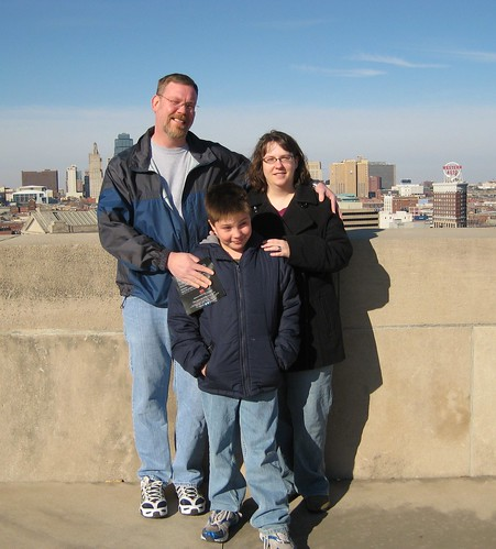 family pic at liberty memorial