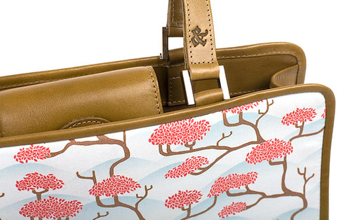 Endless Trees handbag by Naked & Angry