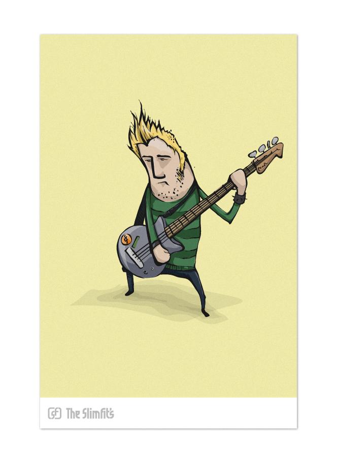slimfits bass