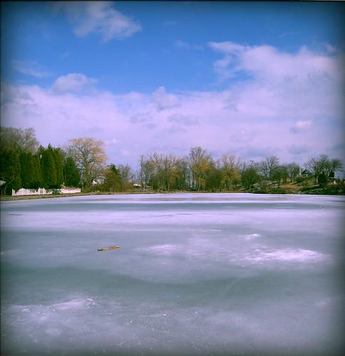 redd's pond 1.23.09