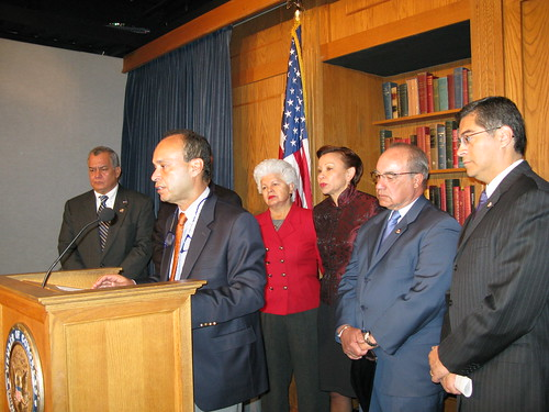 CHC Launches Listening Tour On the Impact of Immigration on Families by HispanicCaucus.