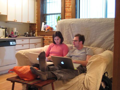 Anna and Matt