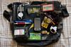 Uni Bag (-spam-) Tags: canon bag keys bed ipod wallet room australia uni pens altoids aviators whatisinyourbag mints sunnies htc gocard ipodclassic 40d tytn proximitycard thisiswhatisinmybag