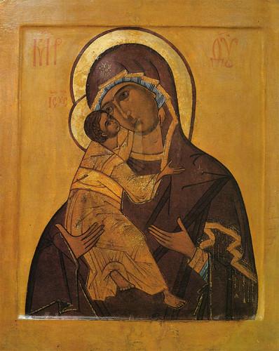 015- Nuestra Señora de Vladimir siglo XVII