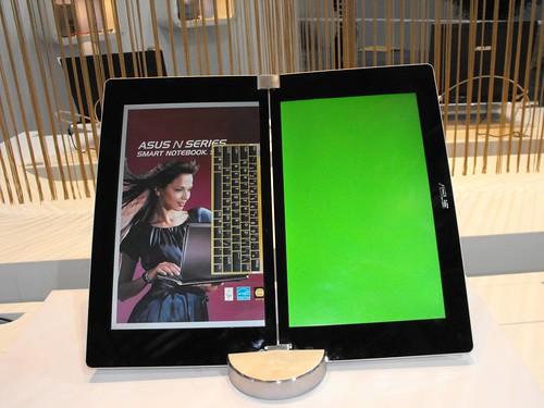 ASUS Dual Screen Laptop Prototype