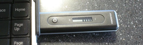 Powerstick - Charging (cropped)