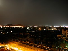 Abuja Night Shot