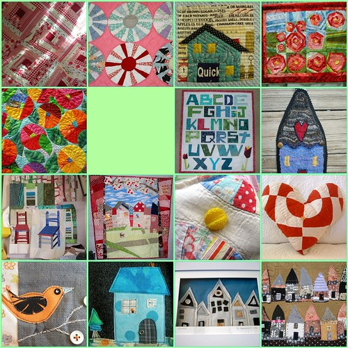 A Little Doll Quilt Inspiration