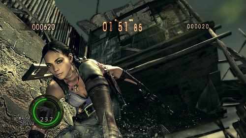 Resident Evil 5 Sheva Alomar