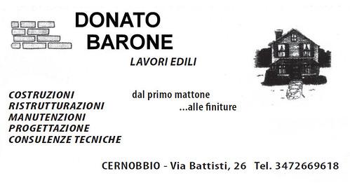 Donato Barone LOGO