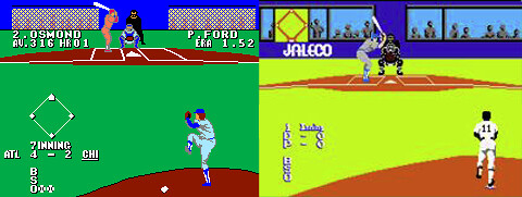 Bases Loaded, NES