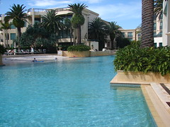 The Pool at Palazzo Versace (nian_formosa) Tags: travel australia palazzo versace albergo goldcoast htel   1000placestoseebeforeyoudie dreamvacation luxuryhotels  tophotels sunlandgroup