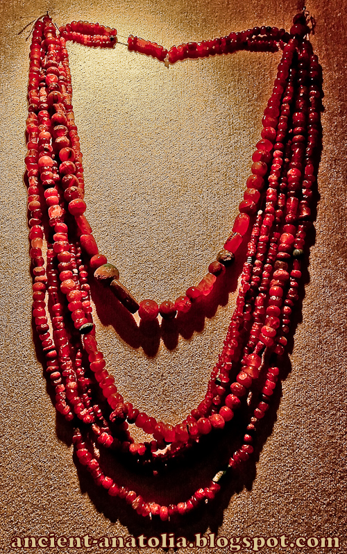 Ancient Anatolian Urartu Necklace