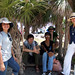 Diana and students - Mexico Study Abroad