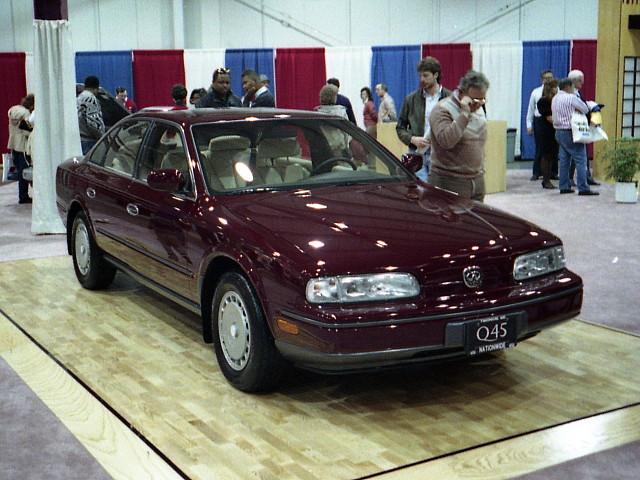 1990 carshow infiniti q45 baltimoreconventioncenter worldcars baltimoreinternationalautoshow