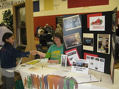 KFTC Booth at Madison County Energy Expo