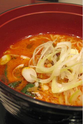 Spicy Tantan Ramen - IMG_2631