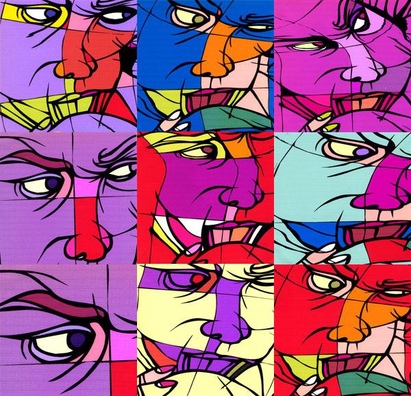 raiva (9) / anger (9)