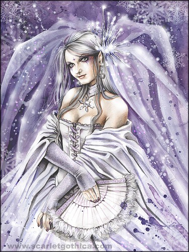 Ice Queen by Scarlet Gothica