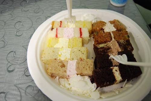 Albertsons Carrot Cake Nutrition