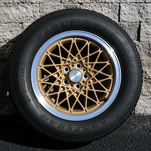 1988 Fiero Wheel & Tire