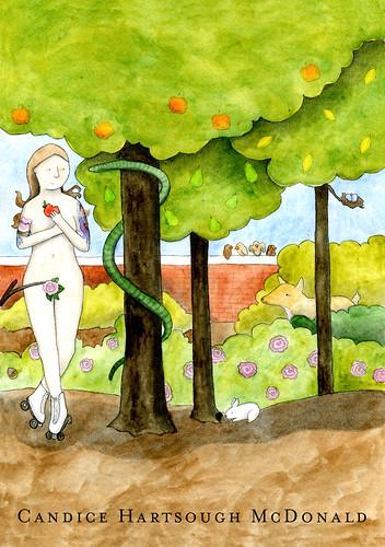 Garden of Heathen