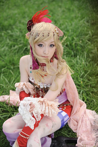 Final Fantasy tina brandford Foto Cosplay