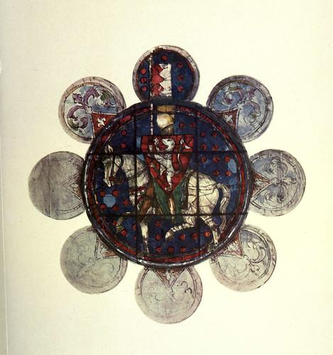 006- Amaury de Monfort coro catedral de Chartres siglo XIII