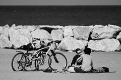 Las bicicletas son para el verano (--- KORGAN ---) Tags: blue face look eyes nikon retrato cara ojos tomas nikkor mirada martinez vr korgan d40x