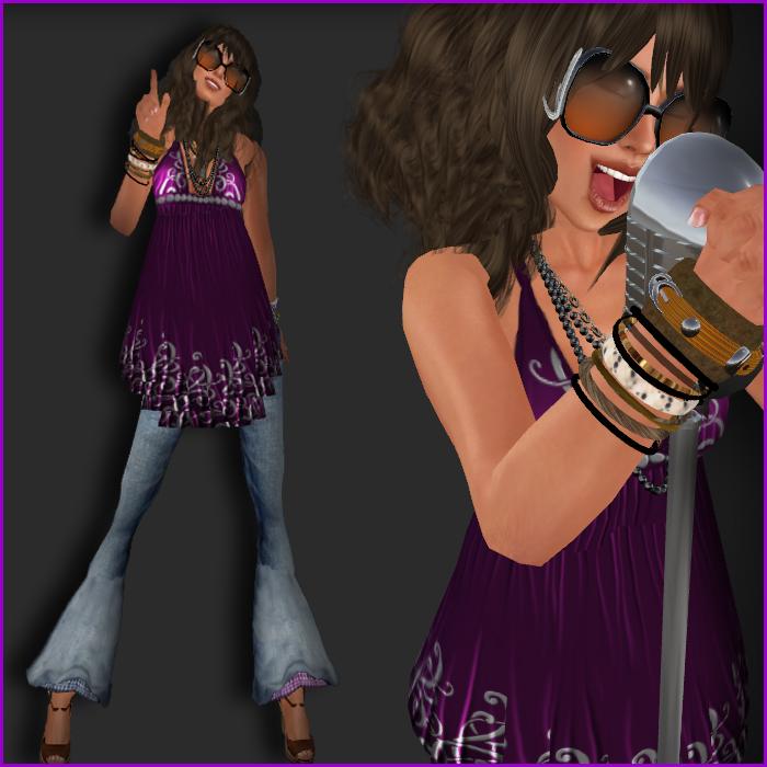 Inspirations -  Janis Joplin