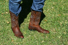 IMG_6998 (johntestsgo) Tags: cowboyboots efs60mm digitalrebelxti