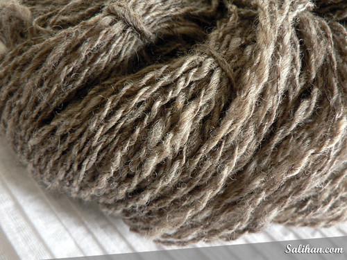 Handspun Close-up