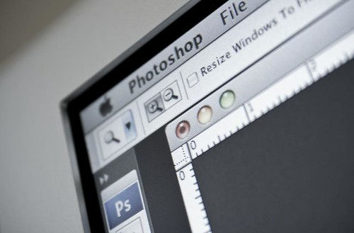 Photoshop Screen