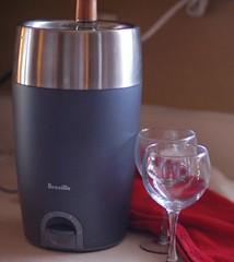 Breville wine chiller
