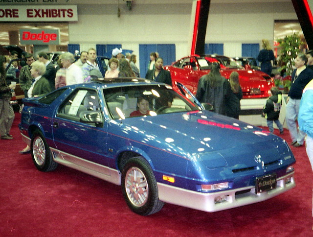 dodge 1991 mopar daytona carshow baltimoremd baltimoreconventioncenter daytonaes fwdmopar motortrendinternationalautoshow