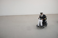 wheelchair (hool a hoop) Tags: wheelchairs saatchigallery