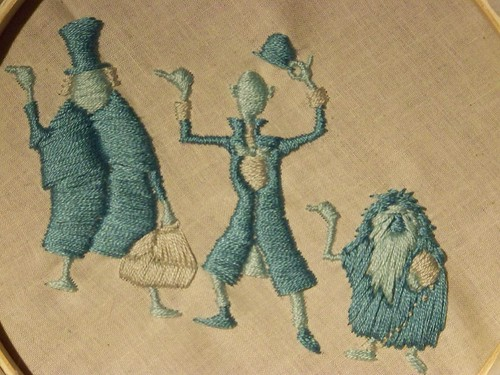 hitchhiking ghosts, customized