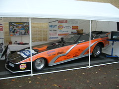 Corvette Funny car (Walmracing) Tags: okt 08 blandat