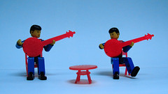 [365 Toy Project: 032/365] Duelling Banjos