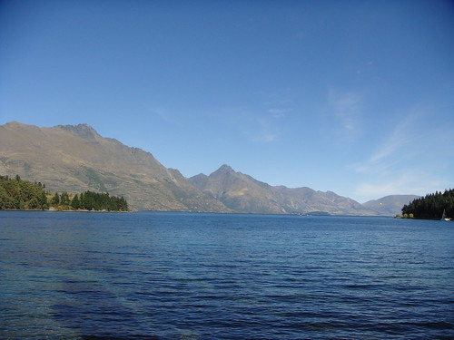 Around Queenstown and Lake Wakatipu